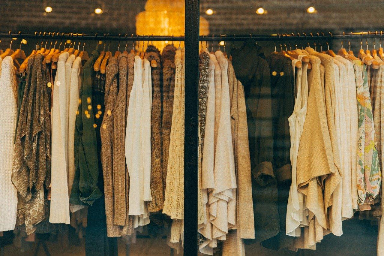 Modny ubiór