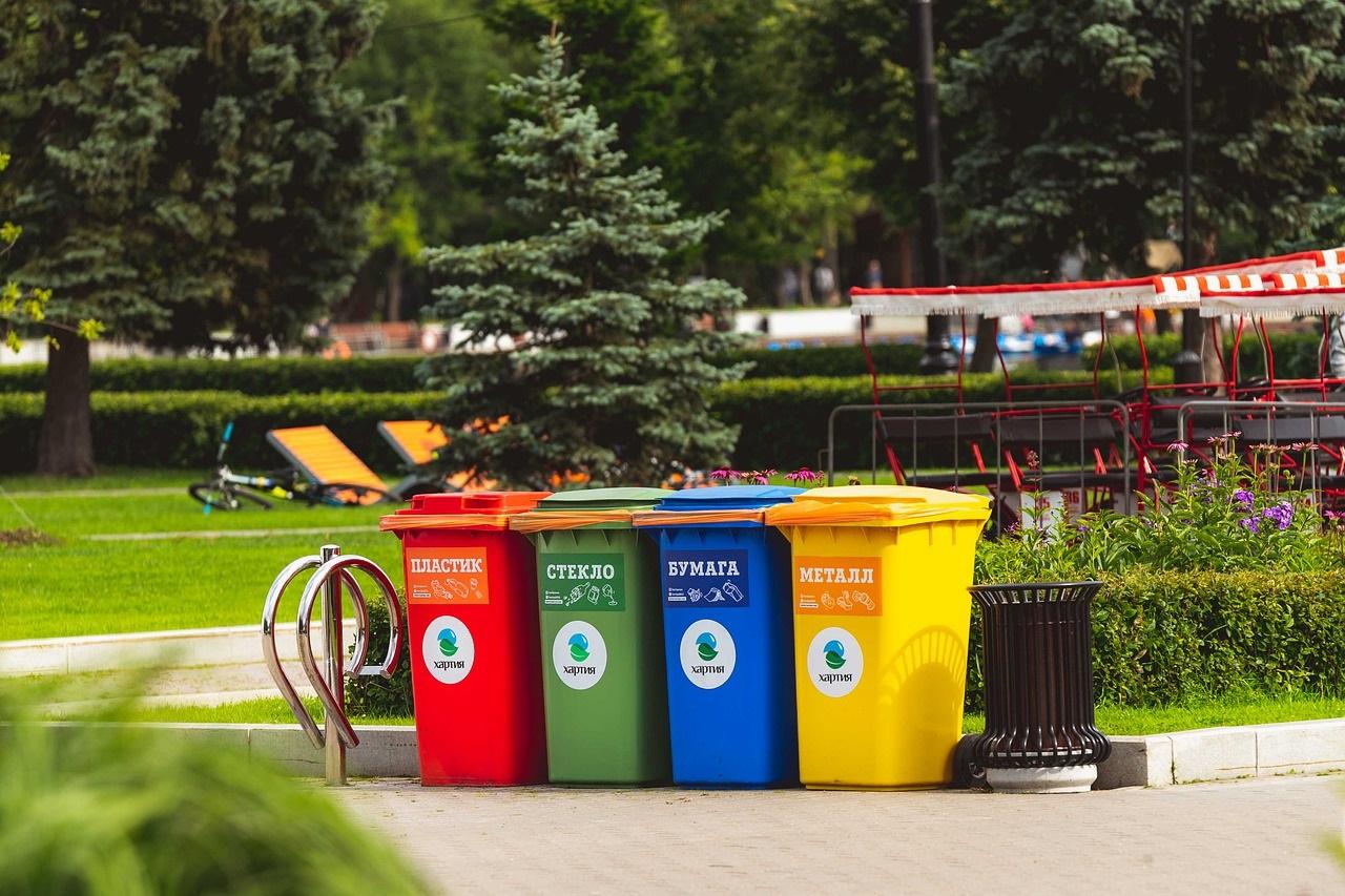 Opłaty za segregację śmieci