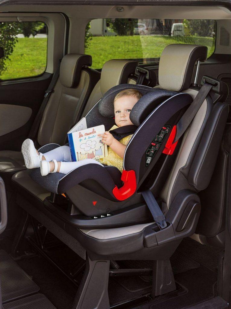 Dobry wybór fotelika samochodowego